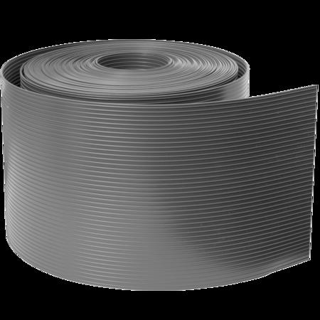 Stínící pás 19cm x 26m šedá, Šedá