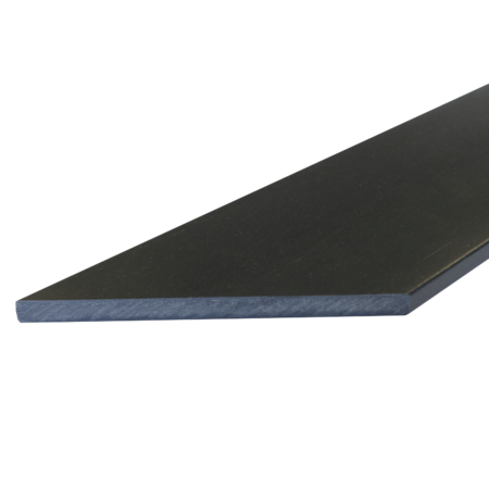 Everwood antracit zkosená 70x10 mm na míru, Antracit