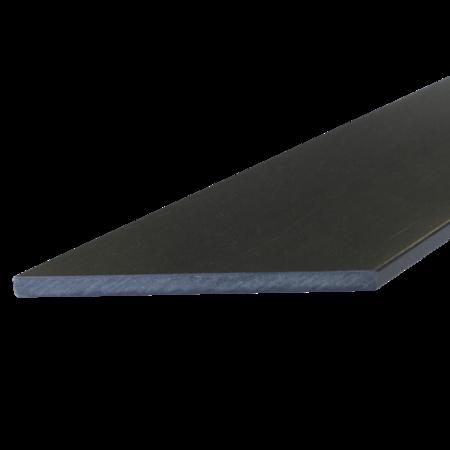 Everwood antracit zkosená 70x20 mm na míru, Antracit