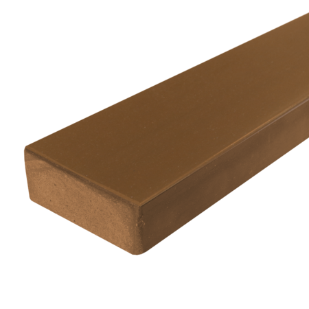Everwood teak hranol 70x30 mm na míru, Teak