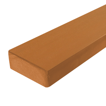 Everwood tmavá pinie hranol 70x30 mm na míru, Tmavá pinie