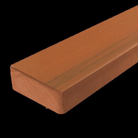 Everwood zlatý dub hranol 70x30 mm na míru, Zlatý dub