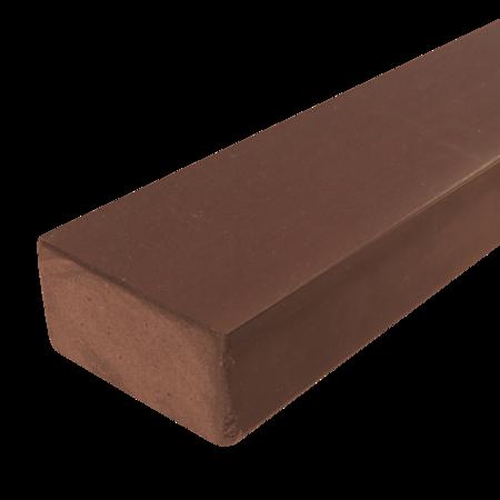 Everwood mahagon 75x40 x na míru v mm, Mahagon