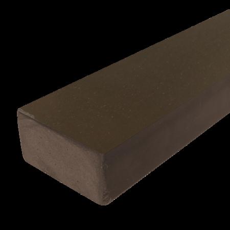Everwood palisandr hranol 75x40 mm na míru, Palisandr