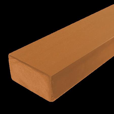 Everwood tmavá pinie 75x40 mm na míru, Tmavá pinie