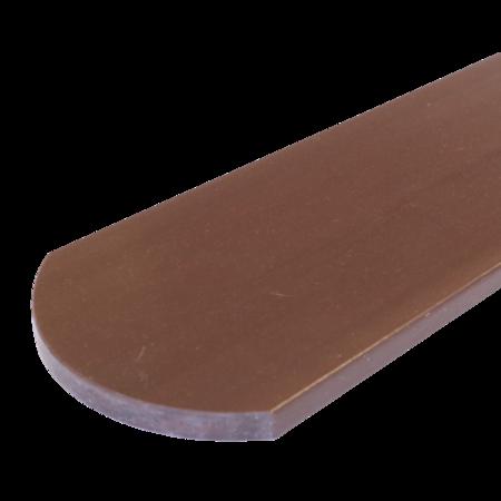 Everwood mahagon oblouk 100x10 mm na míru, Mahagon