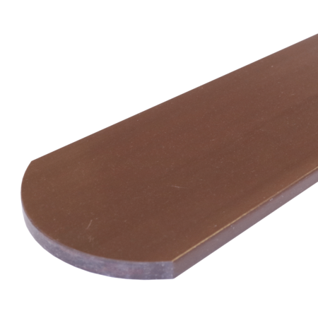 Everwood mahagon oblouk 100x15 mm na míru, Mahagon
