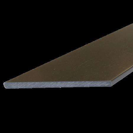 Everwood palisandr zkosená 100x15 mm na míru, Palisandr