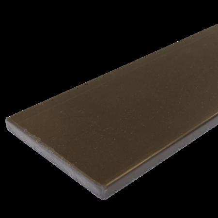 Everwood palisandr rovná 100x10 mm na míru, Palisandr
