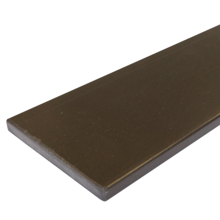 Everwood palisandr rovná 70x10 mm na míru, Palisandr