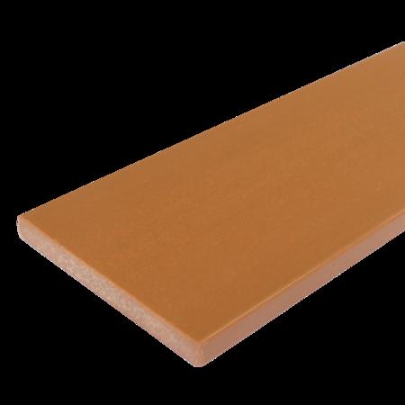 Everwood tmavá pinie rovná 70x15 mm na míru, Tmavá pinie