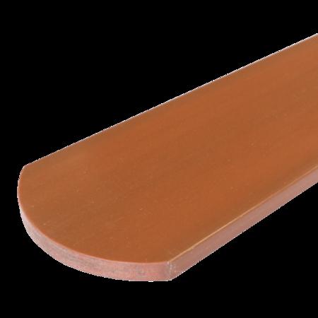Everwood zlatý dub oblouk 100x15 mm na míru, Zlatý dub