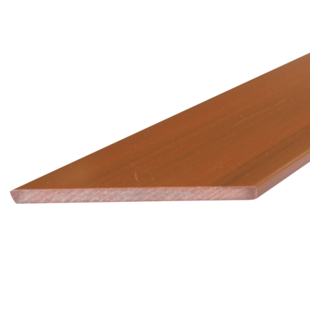 Everwood zlatý dub zkosená 70x20 mm na míru, Zlatý dub