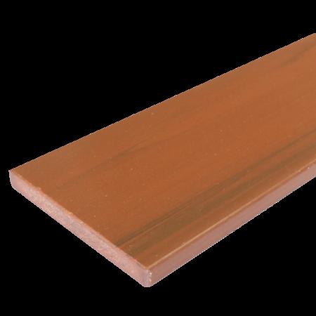 Everwood zlatý dub rovná 100x10 mm na míru, Zlatý dub