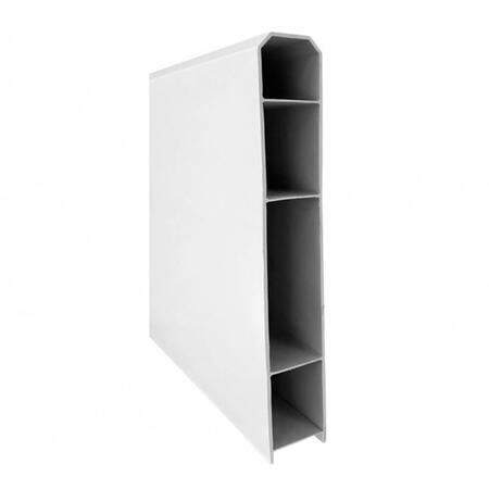 Podhrabová deska PVC 2450x300x50 mm - 1