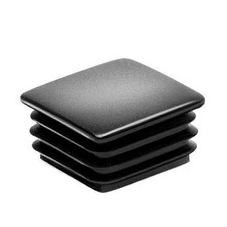 Krytka 150x150 černá