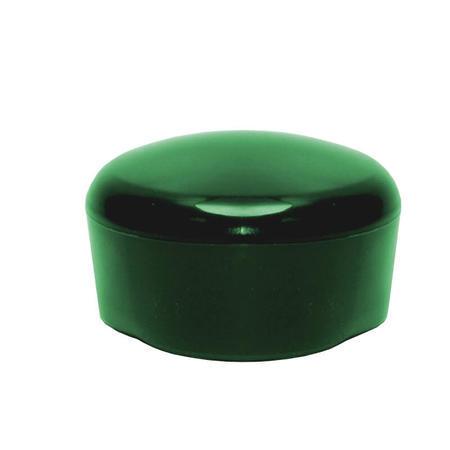 Klobouček sloupkový PVC 50 mm zelená