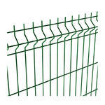 NYLOFOR 3D s prolisem Classic Zn+PVC zelená 2430x2500 mm, výška 2430 mm - 1/4