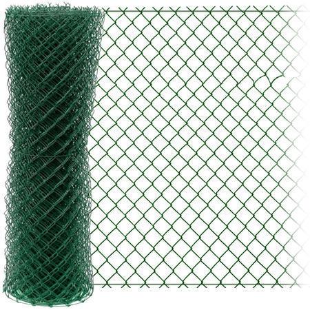 Pletivo Zn+PVC 50, oko 55x55mm,1,5/2,5/1800 mm/ZND/Z/role 15 m, 180 cm - 1