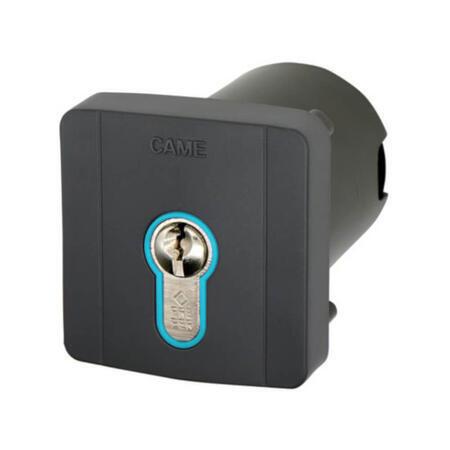 CAM SELD 2 F - klíčový spínač LED do zdi - 1