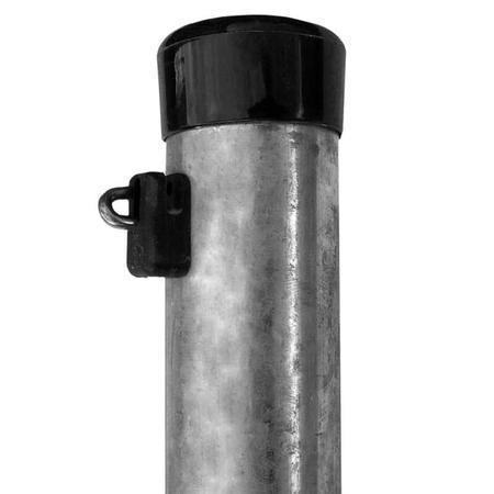 Sloupek IDEAL Zn 38/1,25/1750 vč.čepičky a držáku ND, délka 175cm - 1