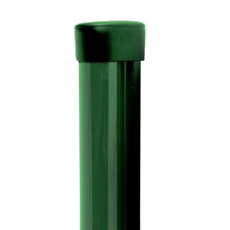 Pilclip sloupek zelený 2300/48/1,5, délka 230cm