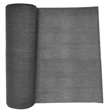 Stínící tkanina 90%, 130g/m2, antracit, výška 1000mm, role 50m, Výška 1000 mm - 1