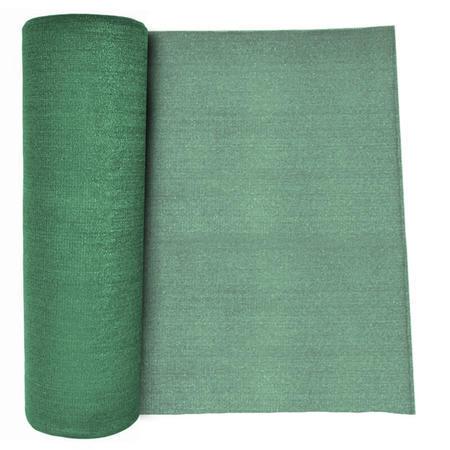 Stínící tkanina 95% - 220 g/m2, zelená, role 10m - 1