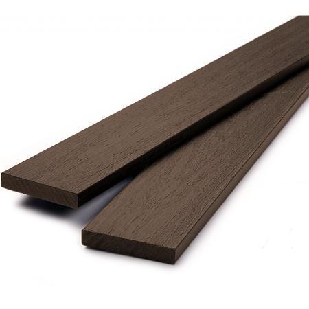 Dřevoplus profi walnut rovná 80x15 mm - 1