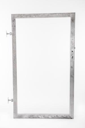 Rám branky pro vlastní výplň, výška 1500 mm bez příčníku, Výška 1500 mm bez příčníku - 1