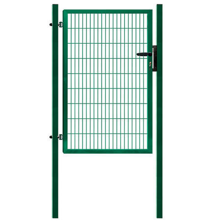 Branka Pilofor Super 1094 mm, svařovaný panel, FAB, zelená, výška 1180 mm, výška 1180 mm - 1