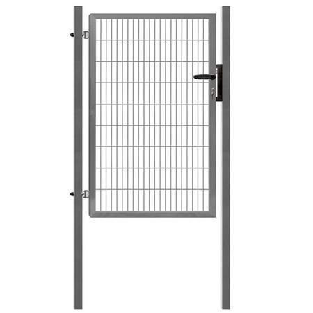 Branka Pilofor Super 1094 mm, svařovaný panel, FAB, zinek, výška 1380 mm, výška 1380 mm - 1