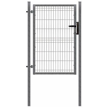 Branka Pilofor 1094 mm, svařovaný panel, FAB, zinek, výška 2045 mm, výška 2045 mm - 1
