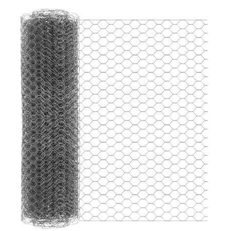 Chovatelské šestihranné pletivo Zn 1000, 16x16mm, drát 0,8 mm - 1