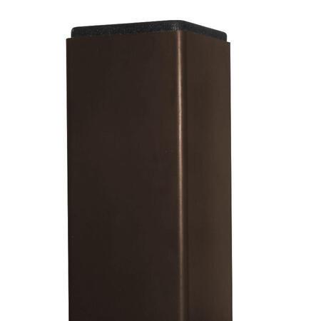 Nosník DAMIPLAST® poplastovaný 50x30x1,8 1500 mm, Do délky 1500 mm
