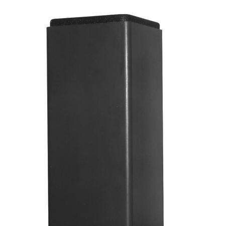 Nosník DAMIPLAST® poplastovaný 50x30x1,8 6100 mm, Do délky 6100 mm