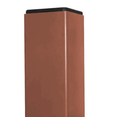 Nosník DAMIPLAST® poplastovaný 50x30x1,8 3000 mm, Do délky 3000 mm