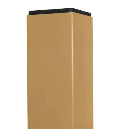 Nosník DAMIPLAST® poplastovaný 50x30x1,8 pískový
