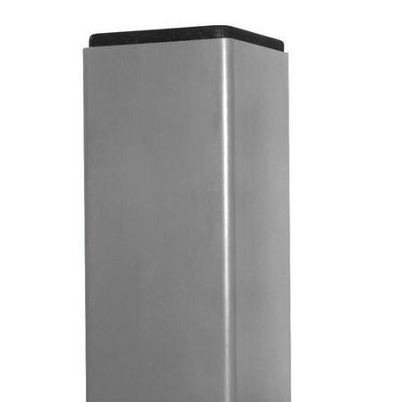 Nosník DAMIPLAST® poplastovaný 50x30x1,8 šedý