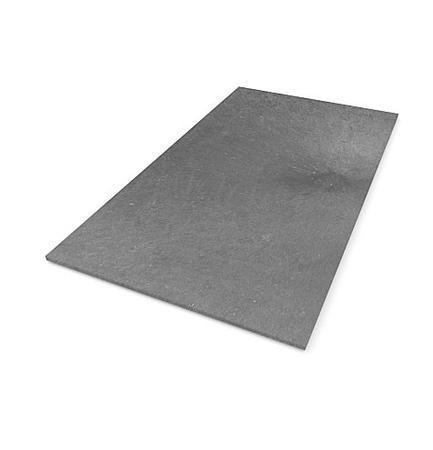 Recyklát deska hladká 1500x800x17 mm,šedá