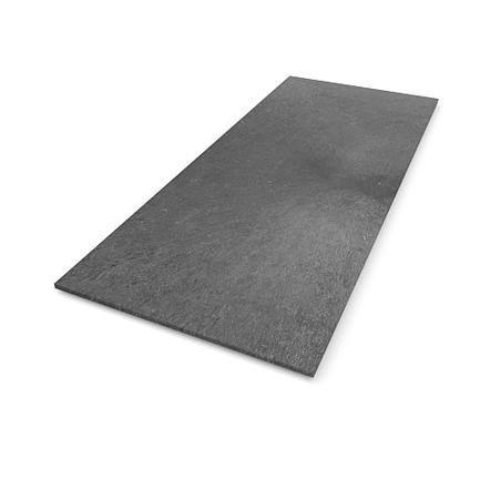 Recyklát deska hladká 2000x800x20 mm, šedá - 1