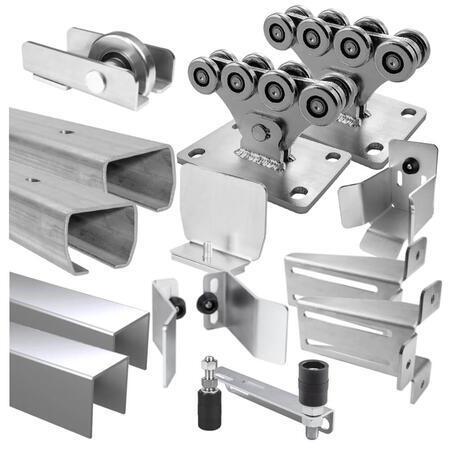 """SADA CA Kit Follow Me """"S"""" 4,25 - pro teleskopickou či dvoukřídlou bránu do 4,25m - 1"""