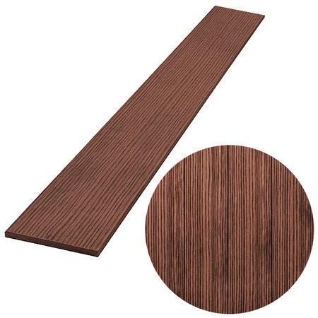 PILWOOD plotovka hnědá 90x15mm - 1