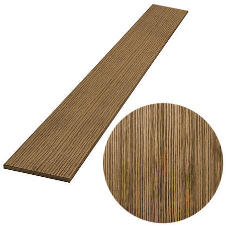 PILWOOD písková rovná 90x15x1200 mm, Délka 1200 mm - 1
