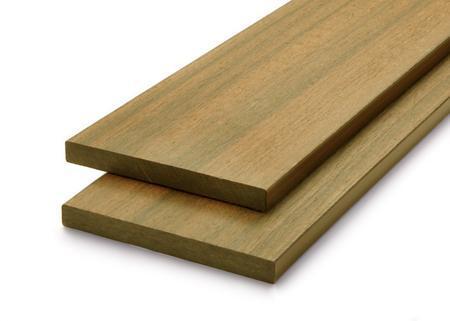 Dřevoplus profi světlý dub rovná 138x15x4000 mm, Světlý dub - 1