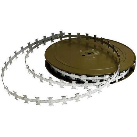 Žiletková páska Zn 50 bm, plochá 20 mm