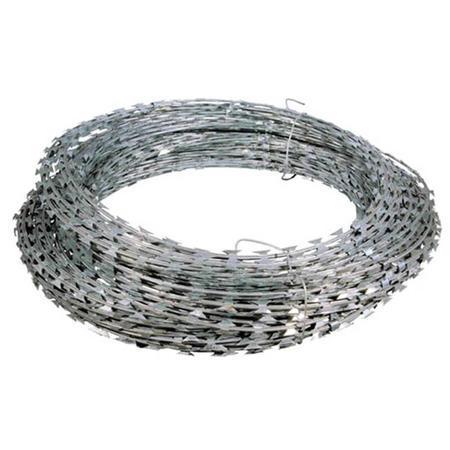 Žiletkový drát Zn nespirálový lineární 200 bm - 1