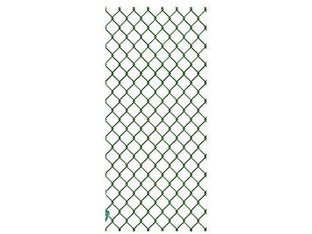 Pletivo Zn+PVC 50, oko 55x55mm, 1,5/2,5/2000 mm/Zel/metr, výška 200cm - 2