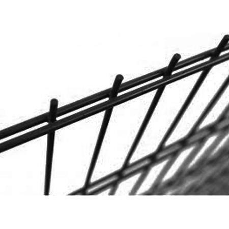 Brána Pilofor Super 4090 mm, svařovaný panel, FAB, antracit - 2