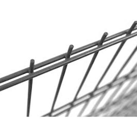 Brána Pilofor Super 4090 mm, svařovaný panel, FAB, zinek, výška 1780 mm, výška 1780 mm - 2